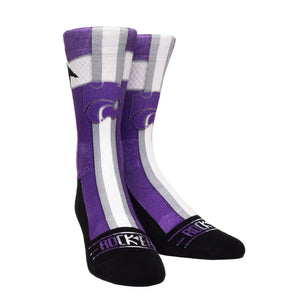 Kansas State Wildcats Adult Football Replica Jersey Socks - 2005739