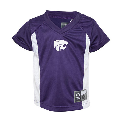 Kansas State Wildats Infant Football Jersey by Garb - 2005834