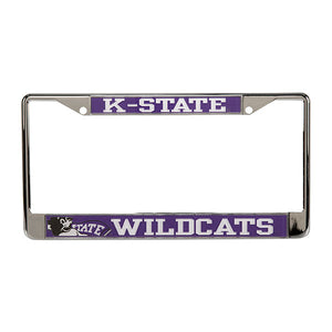 Kansas State Wildcats Mega Mascot License Frame - 2006012