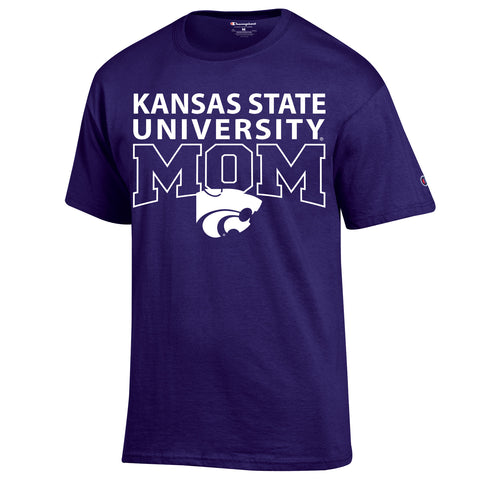 Kansas State Wildcats Champion Mom T-Shirt - 2006021