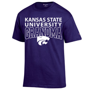 Kansas State Wildcats Champion Grandma T-Shirt - 2006023