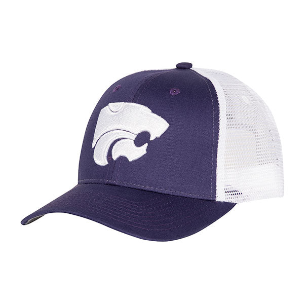 Kansas State Wildcats Zephyr Big Rig Hat - 2006277