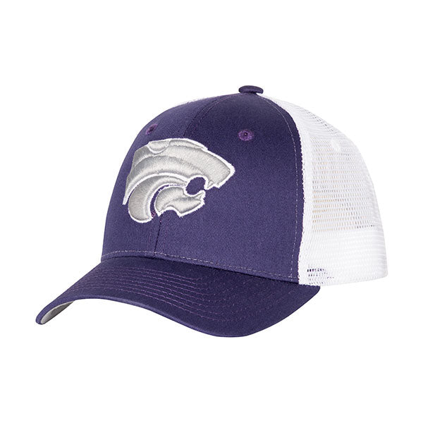 Kansas State Wildcats Zephyr Youth Big Rig Hat - 2006283