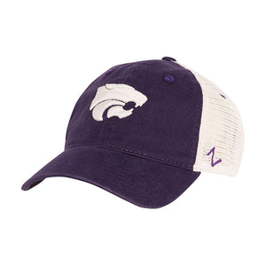 Kansas State Wildcats Zephyr Youth University Hat - 2006286