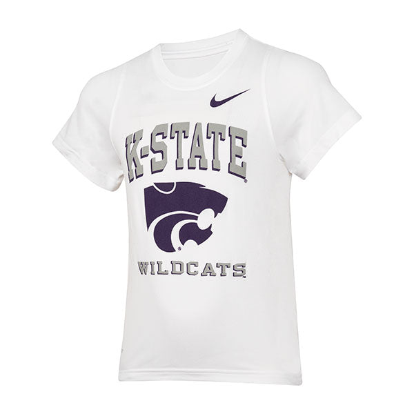 Kansas State Wildcats Nike Preschool Legend Short Sleeve Tee - 2006462