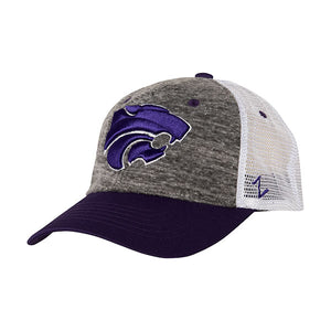 Kansas State Wildcats Zephyr Frequency Hat - 2006594