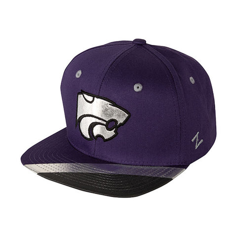 Kansas State Wildcats Zephyr Kids Voltage Hat - 2006595