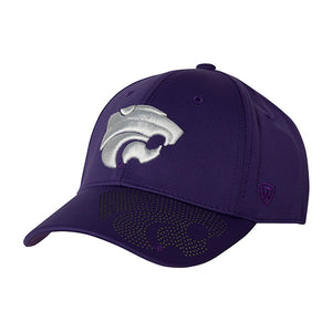 Kansas State Wildcats TOW Pitted Hat - 2006597