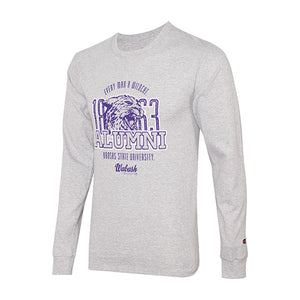 Kansas State Wildcats Wabash Collection Long Sleeve Alumni 1863 T-Shirt - 2006852