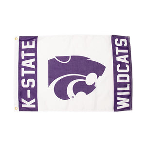 Kansas State Wildcats 2x3 Grommet Dura Wave Powercat Flag - 2006984