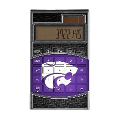 Kansas State Wildcats Desktop Calculator - 2007020