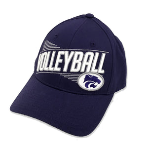 Kansas State Wildcats Crossover Volleyball Hat - 2007119