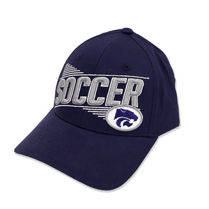 Kansas State Wildcats Crossover Soccer Hat - 2007120