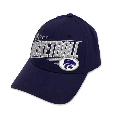 Kansas State Wildcats Crossover Women's Basketball Hat - 2007121
