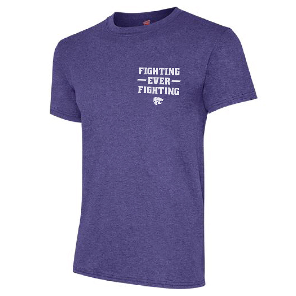 Kansas State Wildcats Fighting Ever Fighting Tee - 2007193