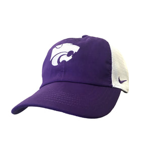 Kansas State Wildcats Nike Heritage86 Purple Trucker Hat - 2007244