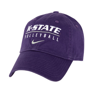Kansas State Wildcats Nike Volleyball Campus Cap - 2007248