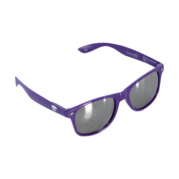 Kansas State Wildcats White Throwback Sunglasses - G00014005