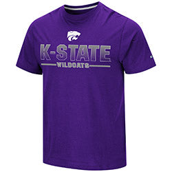 Kansas State Wildcats Eagleton Short Sleeve T-Shirt - 2008365