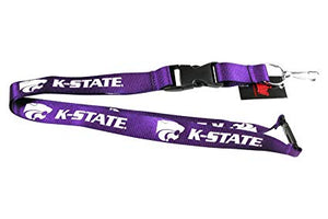 Kansas State Wildcats Powercat Team Lanyard - 2000689