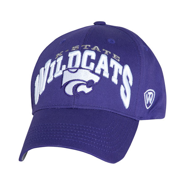 Kansas State Wildcats Whiz Adjustable Hat - 2002345