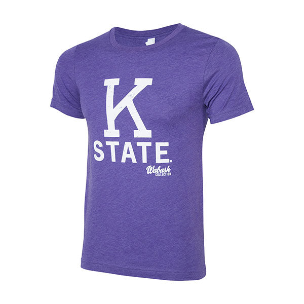 Kansas State Wabash Collection Retro K-State Tee - 2002775