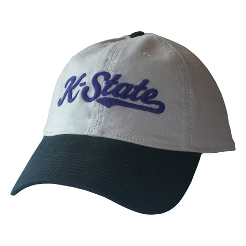 Kansas State Wildcats Nike Heritage 86 Canvas Swoosh Flex Hat - 2002851