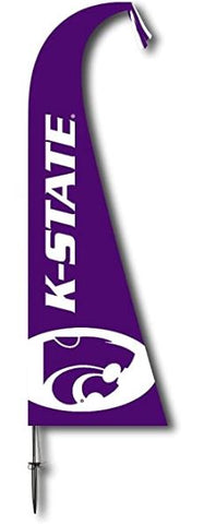 Kansas State Wildcats Feather Flag - 2006034