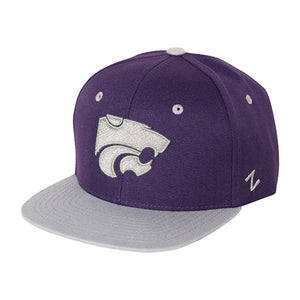 Kansas State Wildcats Zephyr Youth Z11 Hat - 2006288
