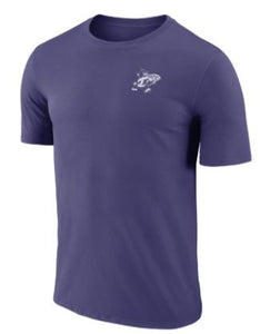 Kansas State Wildcats Nike Short Sleeve Crew Stadium T-Shirt - 2006491