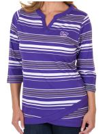 Kansas State Wildcats UG Angled Hem Top Plus Size - 2006571