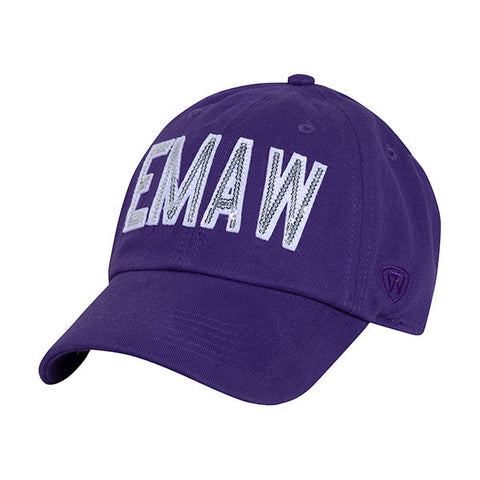 Kansas State Wildcats TOW Ladies EMAW Glo District Hat - 2006610