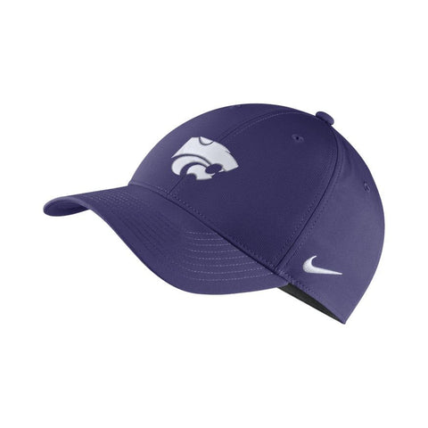 Kansas State Wildcats Nike DriFit Legacy91 Adjustable Hat - 2006613