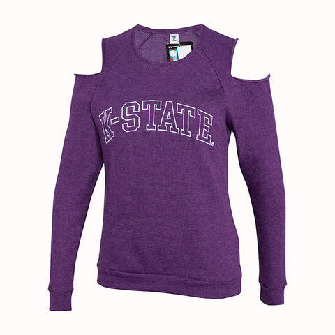 Kansas State Wildcats ZooZatz Safety Sweatshirt - 2006683