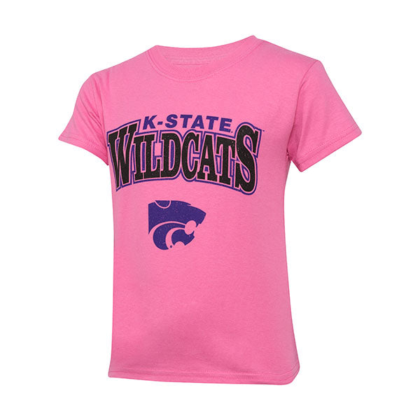 Kansas State Wildcats Youth Value Short Sleeve T-Shirt - 2006774