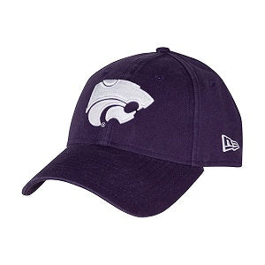 Kansas State Wildcats New Era Women's Core Classic 9Twenty Purple Hat - 2006809