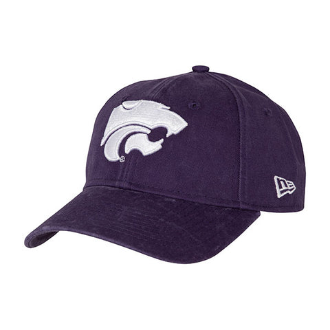 Kansas State Wildcats New Era Youth 9Twenty Core Classic Twill Purple Hat - 2006812