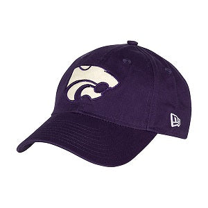 Kansas State Wildcats New Era 9Twenty Youth Team Glisten Hat - 2006816