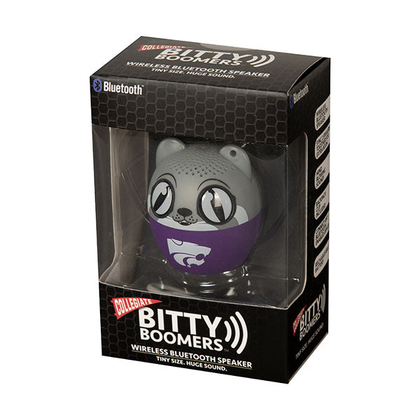 Kansas State Wildcats Willie Bitty Boomer Wireless Bluetooth Speaker - 2006845