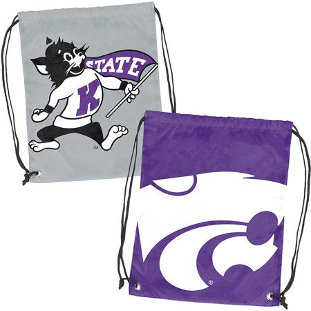 Kansas State Wildcats Doubleheader Back Sack Bag - 2006855