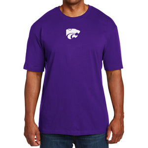 Kansas State Wildcats Colosseum Norfolk Short Sleeve Cotton T-Shirt - 2007225