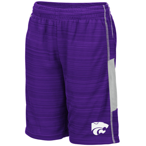 Kansas State Wildcats Colosseum Wewak Youth Shorts - 2007231