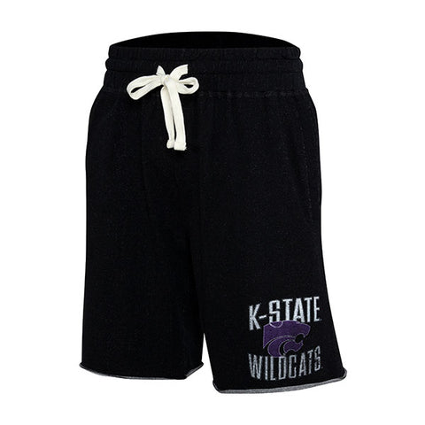 Kansas State Wildcats Mens Podium Triblend Shorts - 2007307