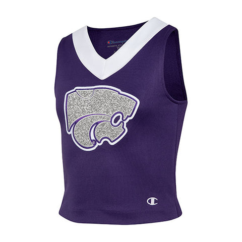 Kansas State Wildcats Champion Girls Heritage Cheer Shell - 2007355