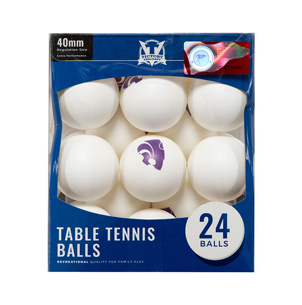 Kansas State Wildcats Table Tennis Ball Set - 2007965