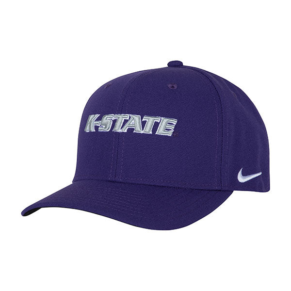 Kansas State Wildcats Nike Dri-Fit Wool Classic Adjustable Hat - 2007440
