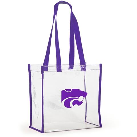 Kansas State Wildcats Clear Open Stadium Tote - 2007444