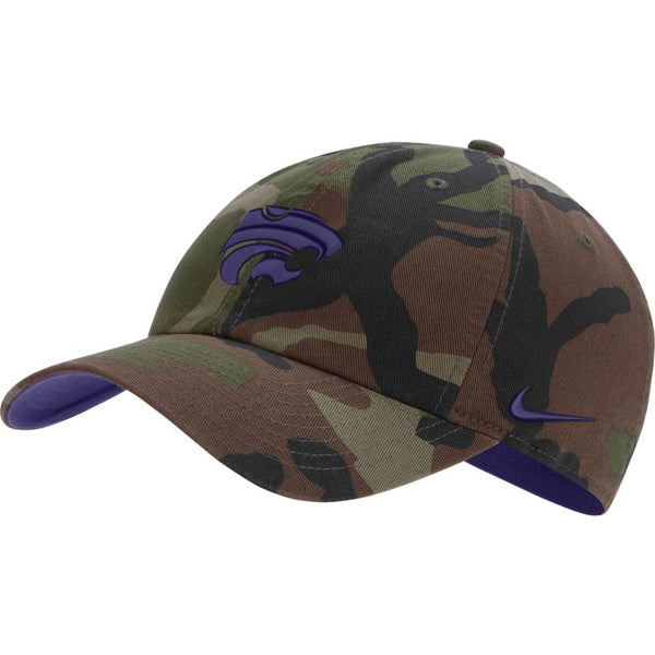 Kansas State Wildcats Nike Tactical Camo Cap - 2007502