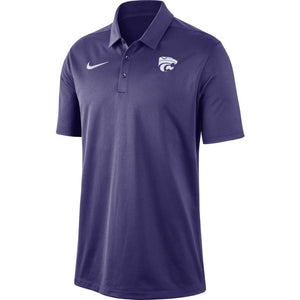 Kansas State Wilcdats Nike Purple Franchise Polo - 2007511