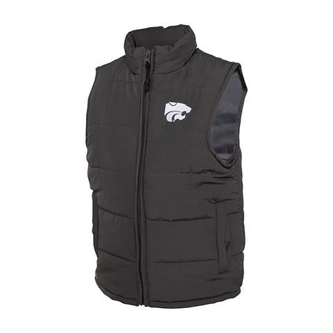 Kansas State Wildcats Youth Quilted Vest - 2007555